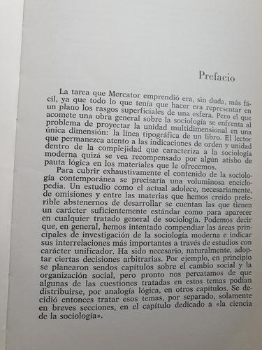 141- la ciencia de la sociología - robert -  ano1975