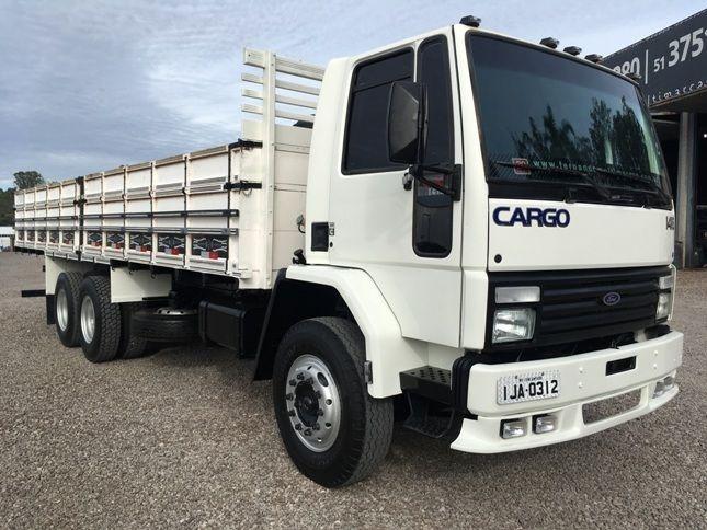 1418 caminhões ford cargo