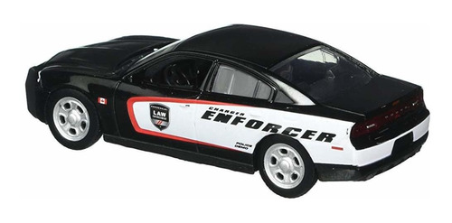 1:43 2011 dodge charger enforcer promo diecast vehicle.