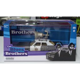 1:43 Dodge Monaco 1974 Blues Brothers Patrulla Greenlight