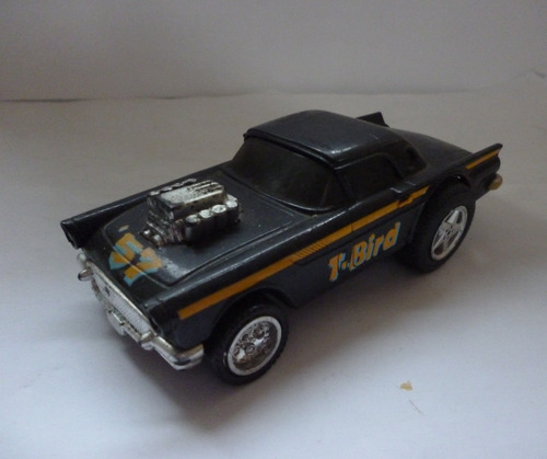 1/43 miniatura corvette dragster