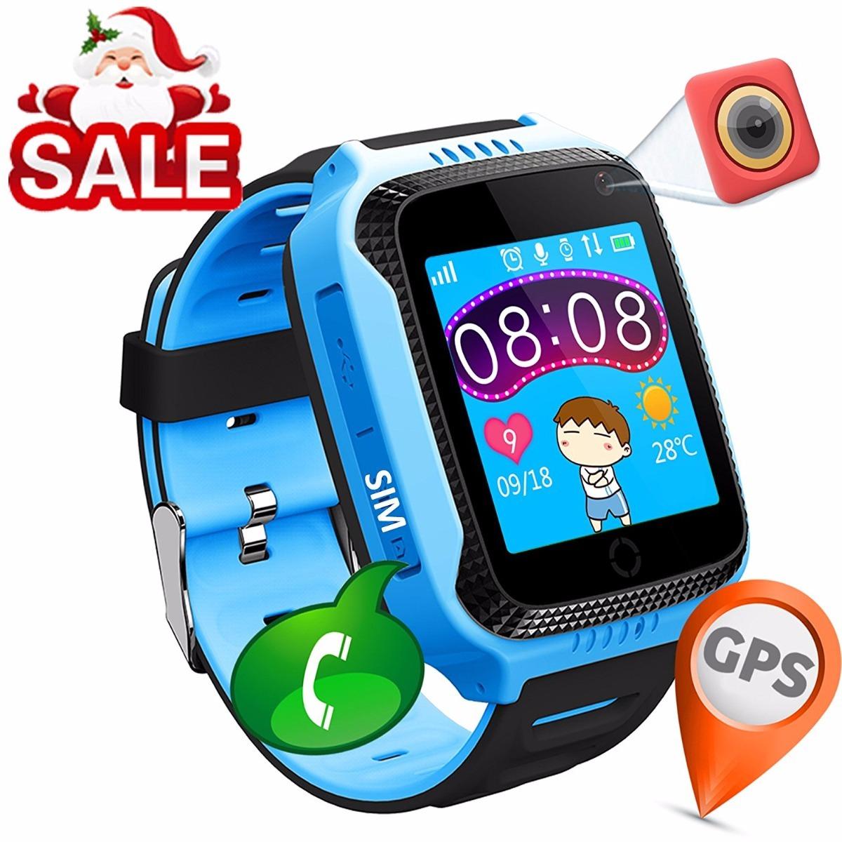 5707e906881e1 1.44 reloj inteligente rastreador de gps phone para niños c. Cargando zoom.