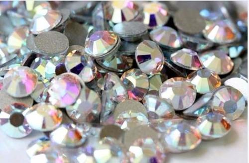 1440 piedras #6 100% cristal decoracion uñas swarovski
