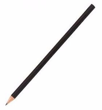 144x lápis preto redondo escolar no.2 lapix *frete+barato*