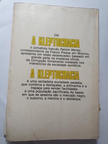 145- a kleptografia - a corrupção na união soviética - 1982