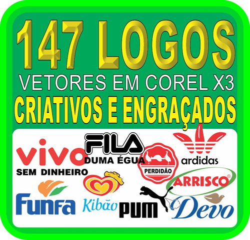 147 arquivos vetores sátiros de logos criativos - por e-mail