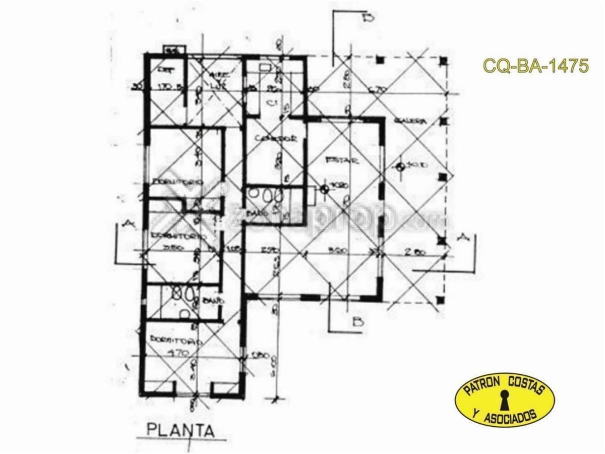 1475hp- barrio freixas - pilar -