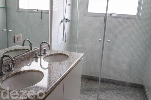 14766 -  apartamento 3 dorms. (3 suítes), campo belo - são paulo/sp - 14766