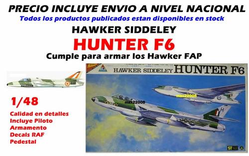 1/48 avion hawker hunter tanque mirage barco auto sukhoi 29