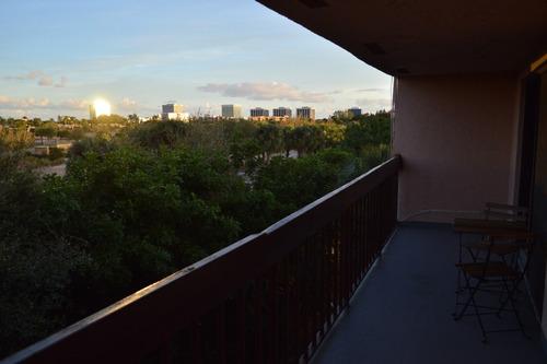 #148 miami / west palm beach /depto 2 amb para alquiler