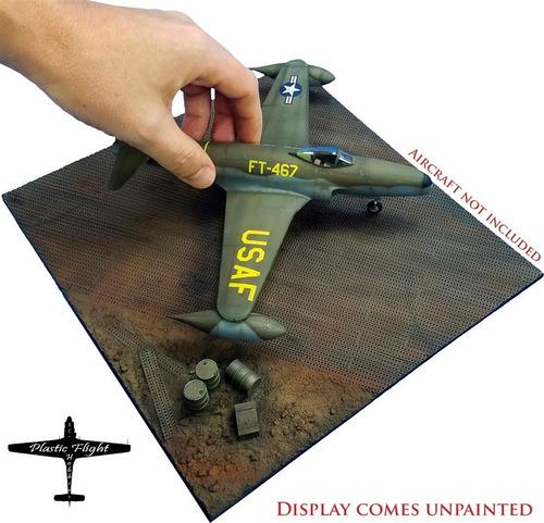 1/48 - ww2 and korean war marston mat display base