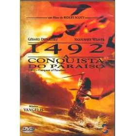 1492 a conquista do paraíso de ridley scott dvd original