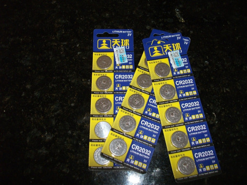 15 baterias para relógios / aparelhos eletrônicos