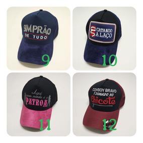 35d65fbeb7 Chapéus De Vaquejada - Acessórios da Moda com o Melhores Preços no Mercado  Livre Brasil