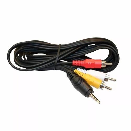 15 cabo áudio auxiliar p2 3rcatv box android tv de tubo
