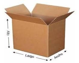 15 cajas de carton corrugado para empaque 20x20x15 cms mp27
