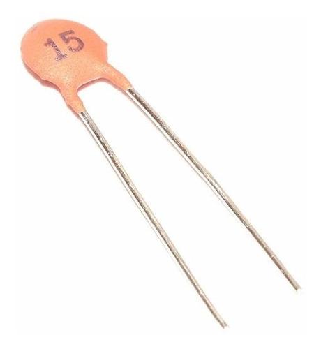 15 capacitor condensador ceramico 15pf picos arduino pic