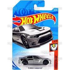 15 dodge charger str hot wheels 2018