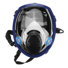 15 En 1 Gas Mascara Para 3m 6800 Máscara De Rostro Completo