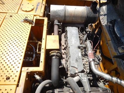 15) excavadora hidraulica jcb js330lc 2008 32 ton