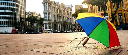 15 frevo mini sombrinha para dança decoração carnaval aeio@