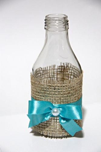 15 garrafas decoradas\ festa\ casamento\ 15 anos\ bodas