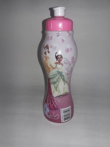 15 garrafas squeeze lembrancinha festa tema disney princesas