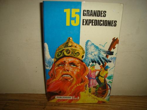 15 grandes expediciones