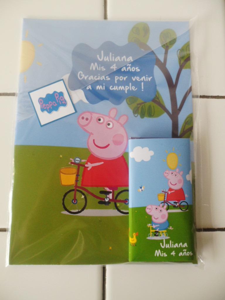 15 Libros Colorear 20x14 Peppa Pig Y 15 Lapices X6 Sur Lomas - $ 450 ...