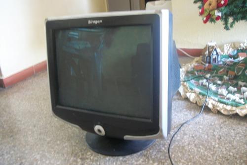 15$ monitor pantalla plana 17