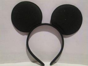 Orejas De Minnie Mouse Doradas Cotillón En Mercado Libre México