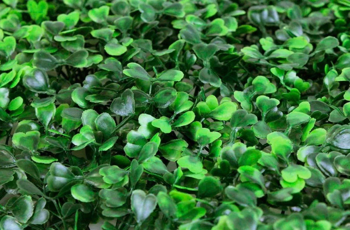 15 Pack Follaje Artificial Muro Verde Jardin Vertical Planta ...