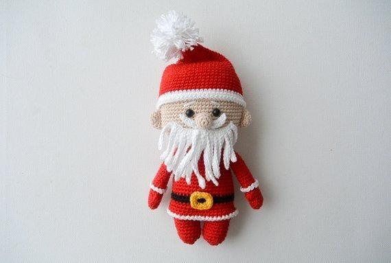 15 Patrones Amigurumis Adornos Navidad X15 +2 Regalos - $ 120,00 ... | 383x570
