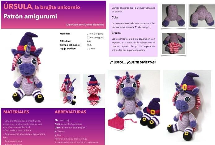 15 Patrones Animagumis Animales Amigurumis Tejido Crochet - $ 50,00 ...
