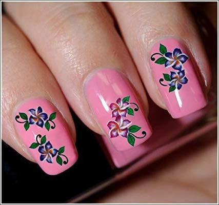 15 pegatinas, adhesivos o tatuajes para uñas