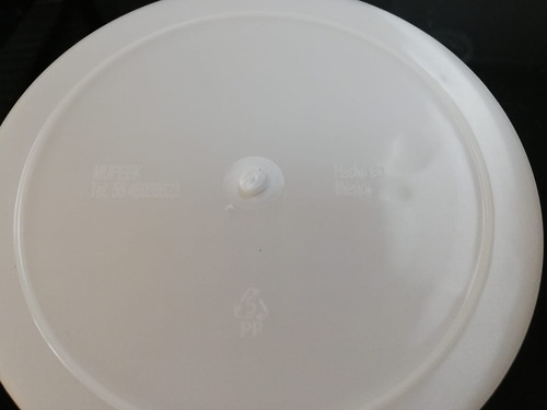 15 piezas de bote para helado de 5 litros con tapa o bote nevero o nieve
