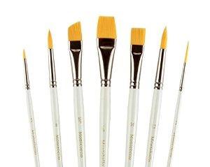 15 piezas de pintura del arte del sistema de cepillo y grati