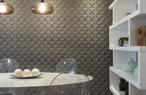 15 placas revestimento 3d de pvc 50 x 50cm paredes veneza
