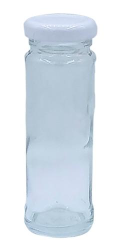 15 potes de vidro 100ml potinho sais tempero