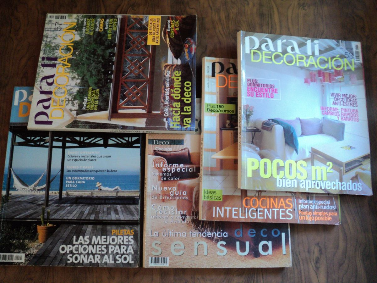 beautiful revistas decoracin para t decoracin with revistas decoracion