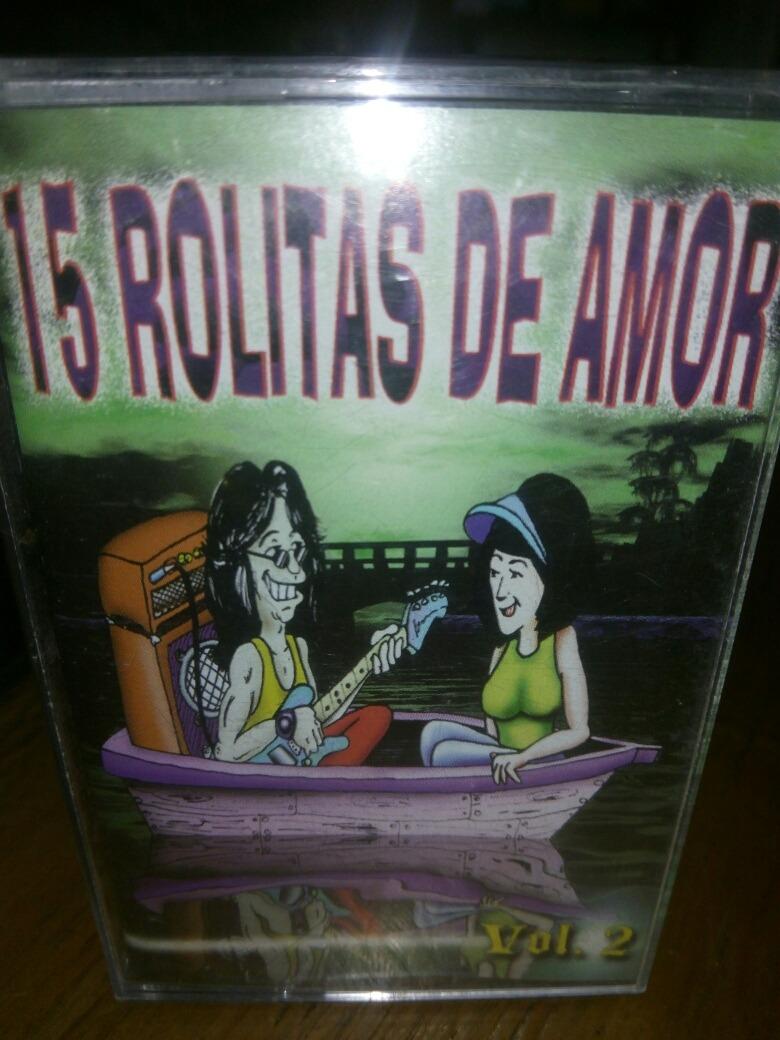 gratis 15 rolitas de amor vol 2