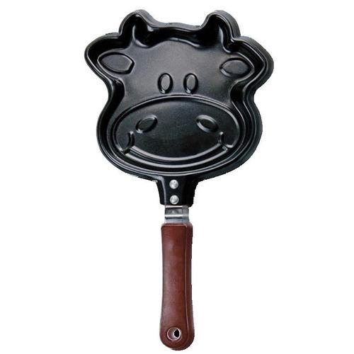 15 sartenes para hotcake figuras oso vaca chango