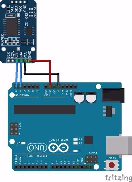 15 Und Ds3231 Shield Rtc + 5 Und Display Lcd 16x2 Azul