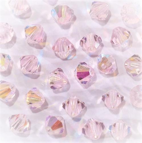 150 cristais balão preciosa 04mm rose boreal noivas bordados
