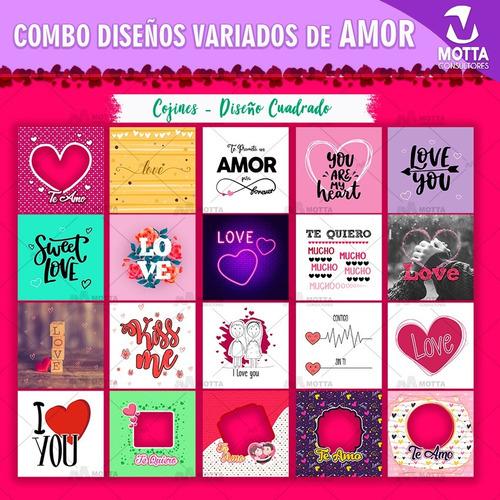 150 diseños amor y amistad para sublimar este 14 febrero