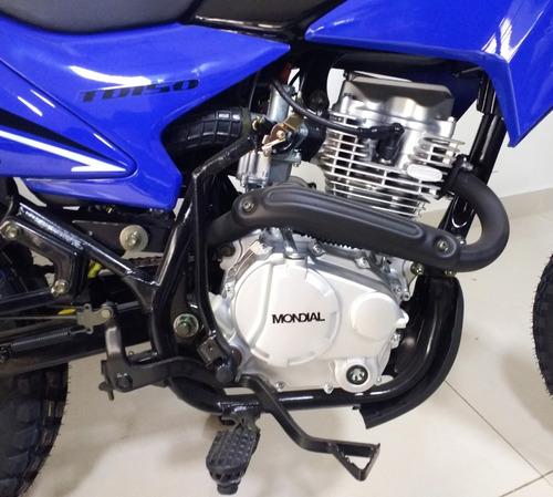 150 enduro moto mondial