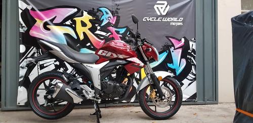150 gixxer moto suzuki
