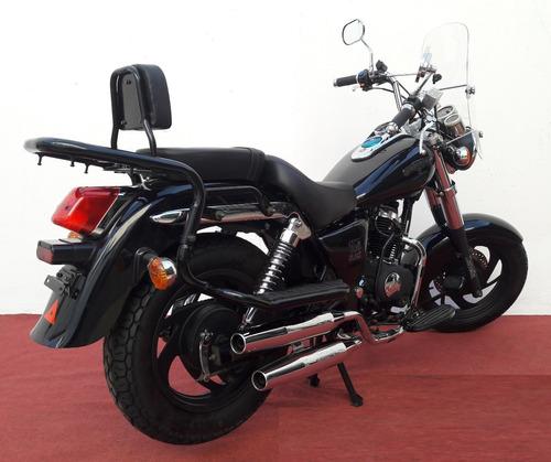 150 moto motos zanella patagonian eagle