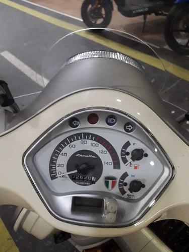 150 moto zanella styler