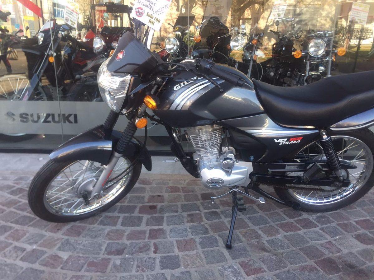 Gilera Vc 150 Vs 0km Oferta Motos March - $ 60.799 en